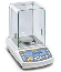 AEJ100-4CM AEJ 100-4CM Analytical balance 0,0001 g : 160 g AEJ 100-4CM Analytical balance 0,0001 g : 160 g Compact high-end analytical balance with useful pipette calibration program and alibi memory .  only AEJ-CM: Automatic internal adjustment in the case of a change in temperature > 0,8 °C and time-controlled every 3 hours.  Intuitive pipette calibration function to ensure data integrity and to minimise the risks in the daily work with your pipettes. Vmin: 10% of the volume. Va: Arithmetic mean. Es: Systematic error. Vmax: 100  of the volume. Sr: Standard deviation. Higher weighing speed by switching off the last digit. Modern all glass draught wind shield for ideal visibility of the weighing object. Dispensing mode: By pressing one key you can set all relevant parameters for dispensing . Alibi memory: Paperless archiving of up to 100,000 weighing results. Additional information on page 11. Internal memory for up to 999 weighing results, 1000 items or recipe ingredients, 100 container weights, 100 users|Note: For weighings where verification is mandatory, and which are to be analysed and processed by a PC, the legislative body requires electronic archiving using a verifiable, non-manipulatable data memory| img-hr-aej-c.jpg
