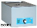 BG050  B050/G Water bath 14 litres Water baè 