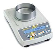 CKE3600-2 CKE 3600-2 Precision balance 0,01 g : 3600 g CKE 3600-2 Precision balance 0,01 g : 3600 g Easy to use, self-explanatory counting scale with laboratory accuracy, counting resolution up to 360,000 points . Self-explanatory graphic control panel, counting process can be understood immediately, even without operating instructions.. - no learning time = reduces costs. - ideal for untrained users. - visualised process avoids operating errors avoids. The 4 steps are carried out from left to right:.  Place the empty container onto the weighing plate and tare by pressing the TARE key.  Place the reference quantity for the goods to be counted into the container (5, 10 or 20 pieces).  Confirm the selected reference quantity by pressing the key (5, 10 or 20).  Pour in the goods to be counted. The number of pieces will immediately be shown in the display. Precise counting: The automatic reference weight optimisation of reference weight gradually improves the averag piece weight value. Two scales in one: Switching from counting mode to weighing mode at the touch of a key. Optional battery operation, only for models with weighing plate size WxD 340x240 mm, batteries 6 x 1.5 V Size C not standard, operating time up to 40 h| img-hr-cke-rundePlatte.jpg