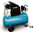 V206 V206 Air compressor 240 lt/min tank  70L Air compressor